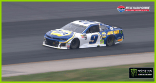 Elliott secures first stage win of 2018 at New Hampshire