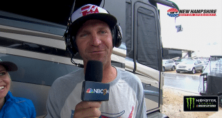 Bowyer details his biking experience: 'No spandex'