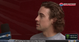 Blaney: 'Let the people know how the flow's going'