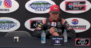 Preece: 'Nothing has been handed to me'