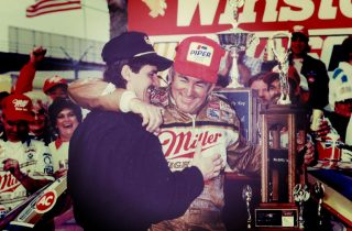 Treated Davey Allison 1988 Daytona 500