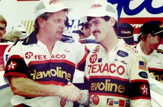 Treated Davey Allison Robert Yates