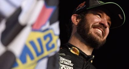 Martin Truex Jr. clinches Round of 12 spot, ready to 'wing it' at Charlotte