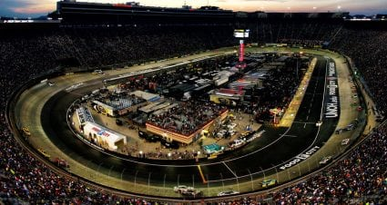 Full race schedule for Bristol