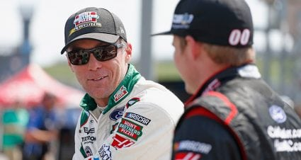 Harvick's Xfinity paint scheme for Darlington to honor 1998 NASCAR West Series title