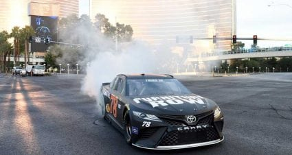 NASCAR reveals marquee Las Vegas events for fans, media for launch of historic playoff opener