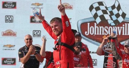 Justin Allgaier outlasts Xfinity field, scores Road America win