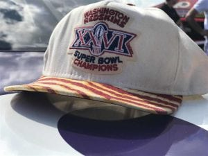 Super Bowl Hat