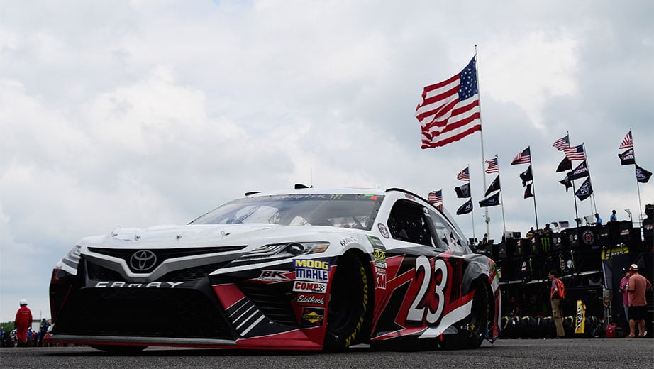 Front Row Motorsports bid to buy BK Racing approved ...