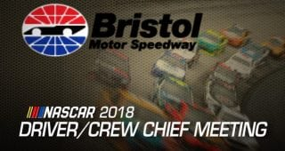 Driver meeting video: Bristol Night Race