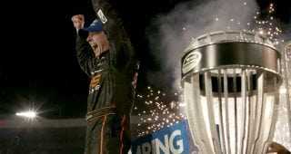 Johnny Sauter's road to the regular season championship