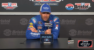Elliott Sadler on why he's retiring, what he'll miss the most