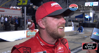 Allgaier: 'Just came up a little bit short'
