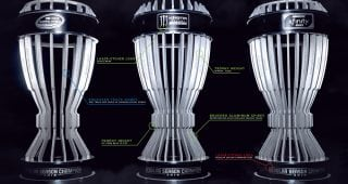 First look: New Regular Season Champion trophies