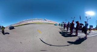 Las Vegas Roll Off Pit Road 360
