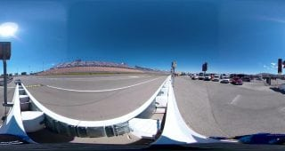 Las Vegas Turn 1 360 Restart