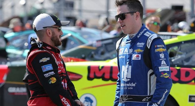 Austin Dillon Alex Bowman