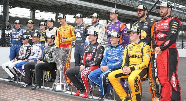 The 2018 playoff field