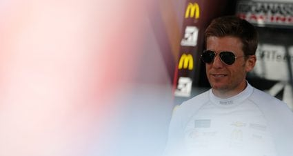 Jamie McMurray falls just short of playoff push with 'chip' on his shoulder