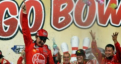 Christopher Bell moves on to next playoff round with Richmond victory