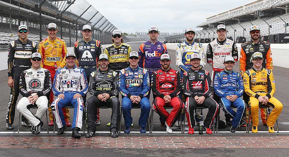 Clinch scenarios for advancing to the NASCAR Playoffs' Round of 12