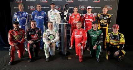 Comcast to host NASCAR Xfinity Series champ at Universal