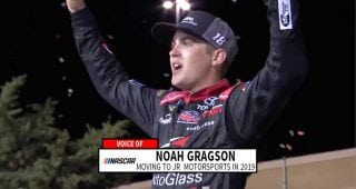 JR Motorsports signs Noah Gragson to Xfinity ride