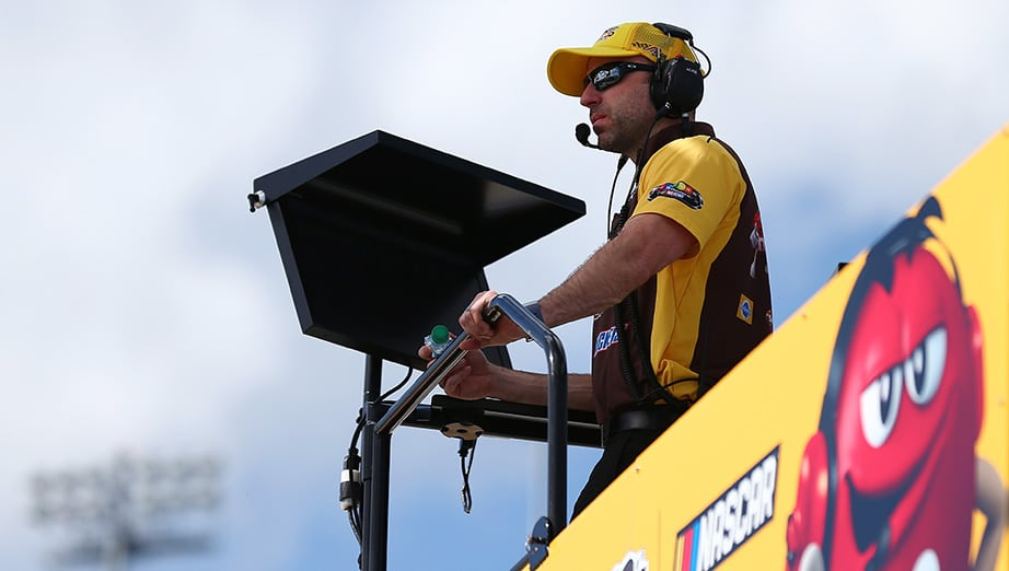 Experienced Championship 4 crew chiefs embrace the season finale pressures
