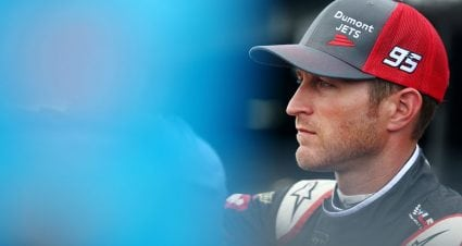 Kahne out next three races, Smith will substitute for No. 95