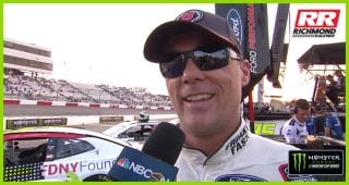 Harvick's strength at Richmond? Long runs