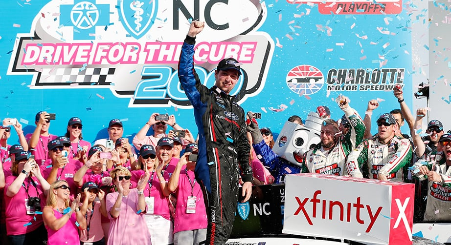 Chase Briscoe tabbed for full-time Xfinity Series ride with SHR