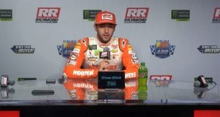 Chase Elliott: 'I think it's going to be wild' at Richmond, Charlotte