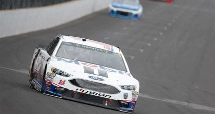Clint Bowyer, Matt Kenseth claim stage wins at Indianapolis