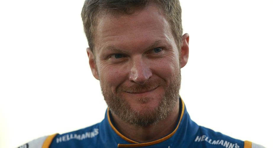 earnhardt jr puts on show fades to fourth at richmond nascar com