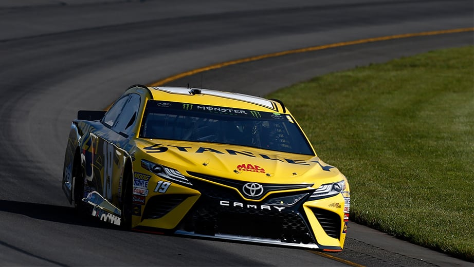 No. 19 team docked points in post-Indianapolis penalty | NASCAR.com