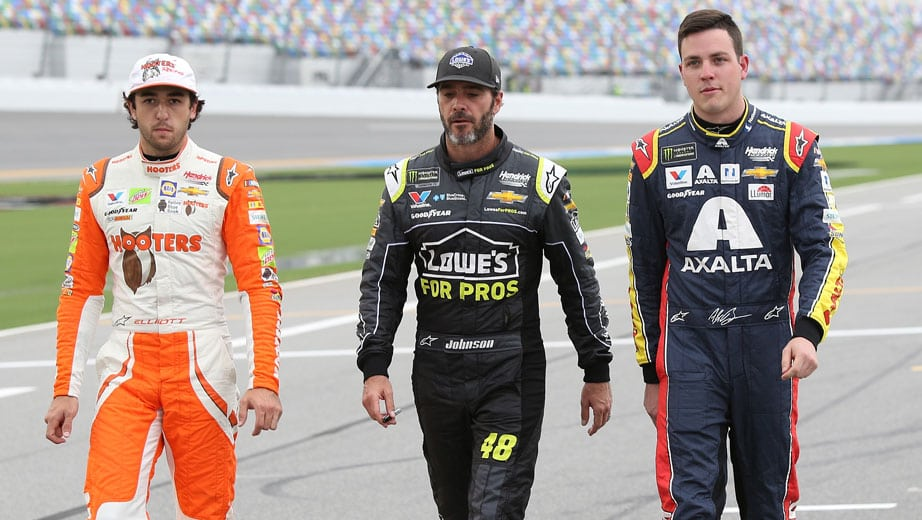 Analysis: Hendrick in dangerous playoff situation; will they come out safe?