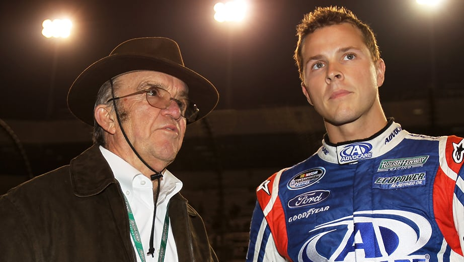 Jack Roush: Trevor Bayne will not return to No. 6 in 2019 | NASCAR.com