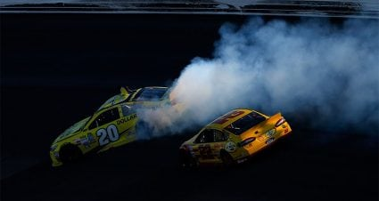 Kevin Harvick: Logano would have won '15 title if he didn't wreck Kenseth