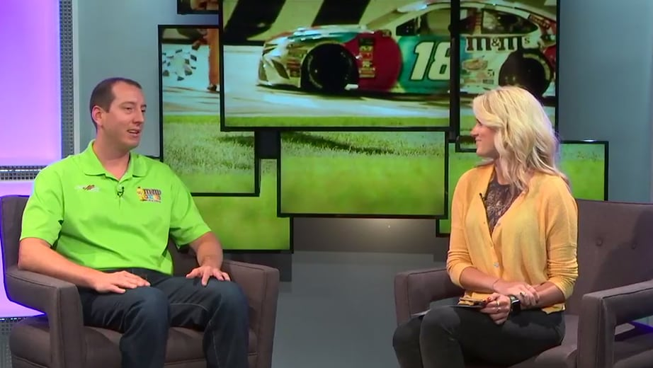 Recap Watch Kyle Busch Take Live Questions From Fans