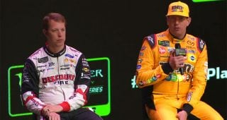 Kyle Busch: Other guys can make your playoffs hell