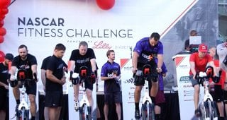 NASCAR Fitness Challenge Powered by Lilly Diabetes