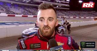 Does Austin Dillon deserve a Round of 12 spot? He thinks so