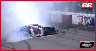 Bell makes statement with strong final lap