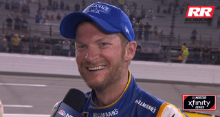 Dale Jr.: 'We'll try to run another one next year'