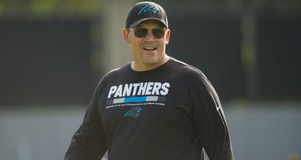 Carolina Panthers coach Ron Rivera to serve as Grand Marshal for Charlotte road course