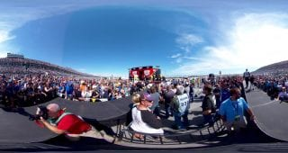 Talladega Driver Introductions