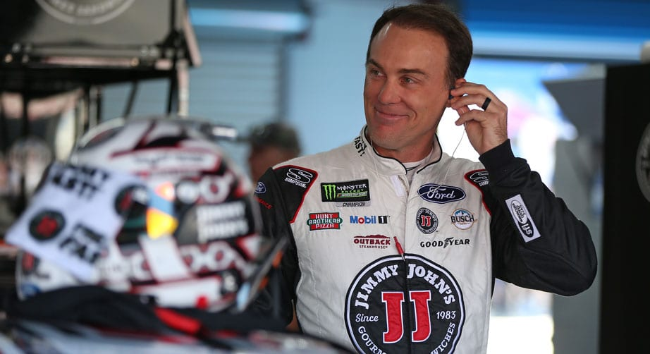 Talladega final practice results: Kevin Harvick leads