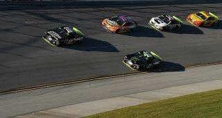 All Access: Inside final restart at Talladega and Almirola's pass