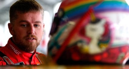 Fresh start in Round of 8 gives Allgaier chance to write a new script