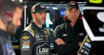 Jimmie Johnson after reflection: 'I still have to make that move'